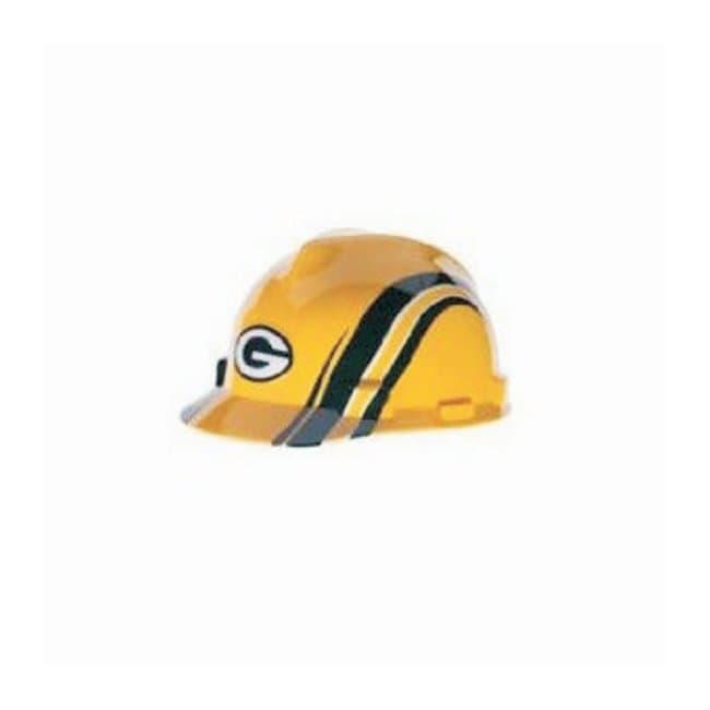 1a84ab63839 MSA NFL V-Gard Caps Green Bay Packers logo Gloves