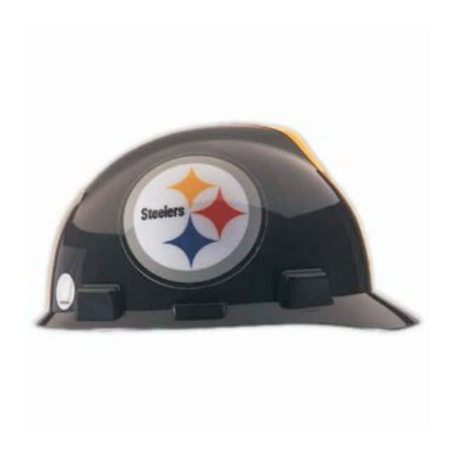 1106d34197e MSA NFL Logo V-Gard Caps - AFC Teams Pittsburgh Steelers logo Gloves ...