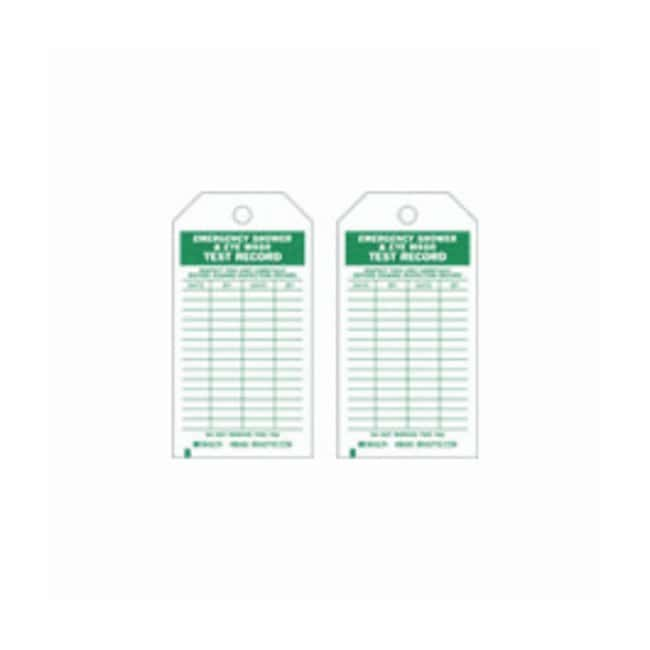 Brady™ Accident Prevention Tags with Same Fronts and Backs