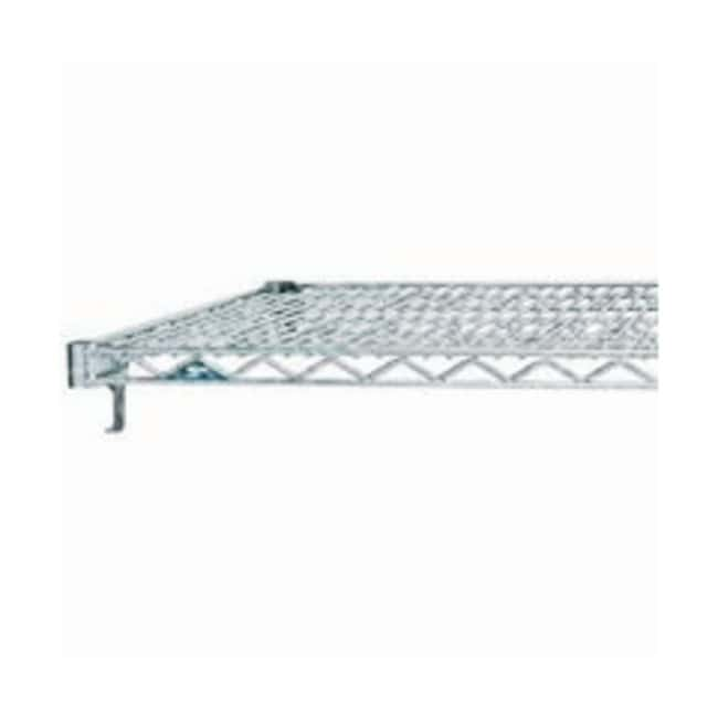 Metro™ Super Adjustable™ Super Erecta™ Wire Shelf - Stainless Steel Finish