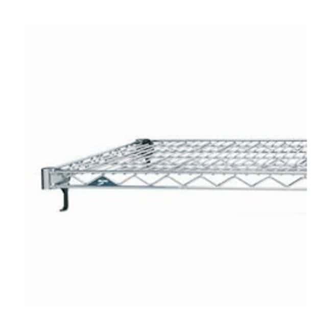 Metro™Tablette en treillis métallique Super Adjustable Super Erecta™ - finition chromée 21x48po (53x122cm) Metro™Tablette en treillis métallique Super Adjustable Super Erecta™ - finition chromée