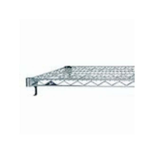Metro™ Super Adjustable™ Super Erecta™ Wire Shelf - Stainless Steel Finish: Estantes Mantenimiento y seguridad de las instalaciones