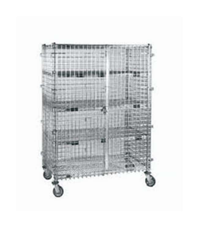 Eagle Mobile Security Units:Furniture, Storage, Casework, Carts and Hoods:Carts
