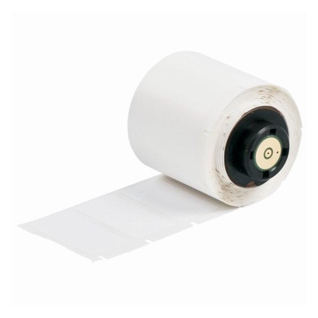 Brady™TLS2200™ and TLS-PC™ General Purpose Labels Translucent repositionable Vinyl cloth; 1.0 x 1.5 in. Brady™TLS2200™ and TLS-PC™ General Purpose Labels