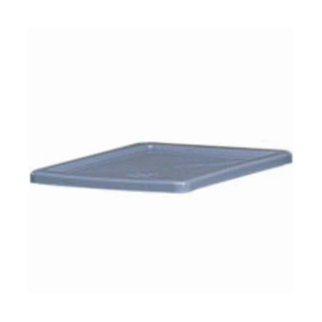 Essendant Rubbermaid Palletote Boxes and Lids Lid; 23.75 x 19.75 x 1 in.:Gloves,