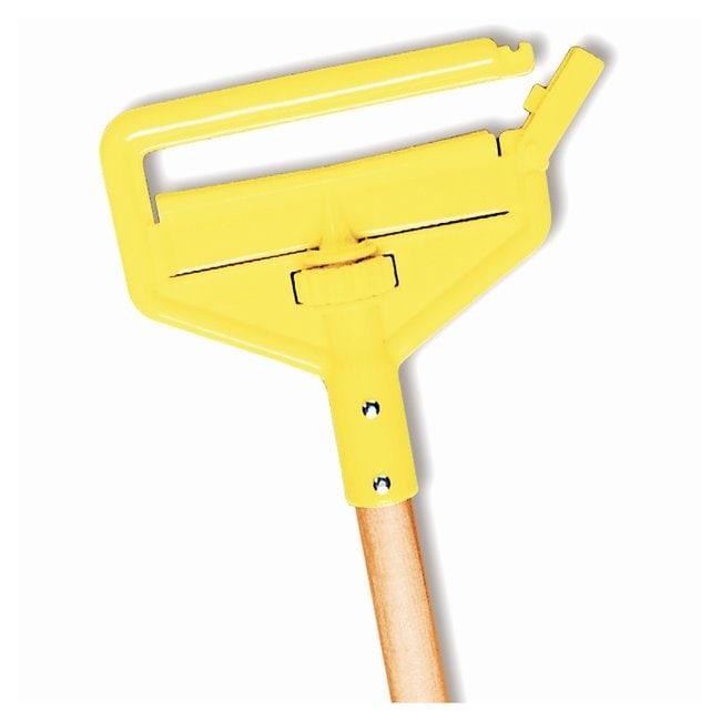 Essendant Rubbermaid Invader Wet Mop Handles Wood, 60 in. (1.5m):Gloves,