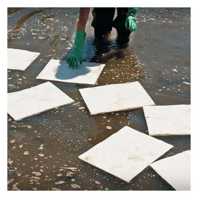 BradySPC Re-Form Universal Sorbent Pads:Facility Safety and Maintenance:Spill