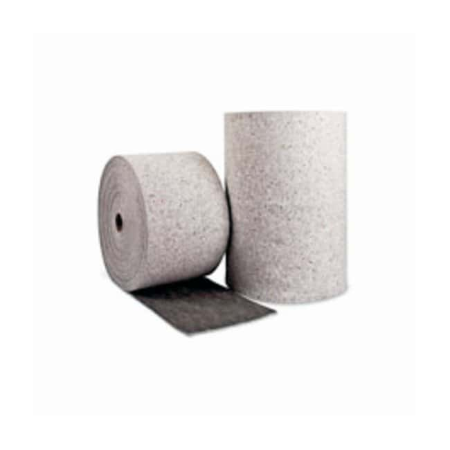 Brady SPC Re-Form Universal Sorbent Rolls Medium weight; Perforated; Size: