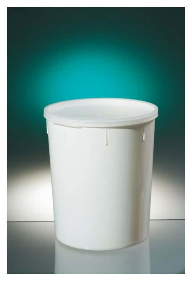 Corning™Polypropylene Conical Containers 1 L; White; Yes; Assembled Corning™Polypropylene Conical Containers