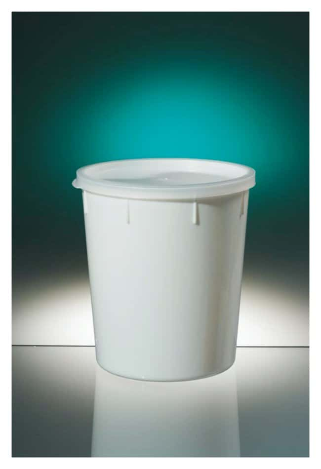 Corning™ Polypropylene Conical Containers 400 mL; White; Yes; Assembled Corning™ Polypropylene Conical Containers