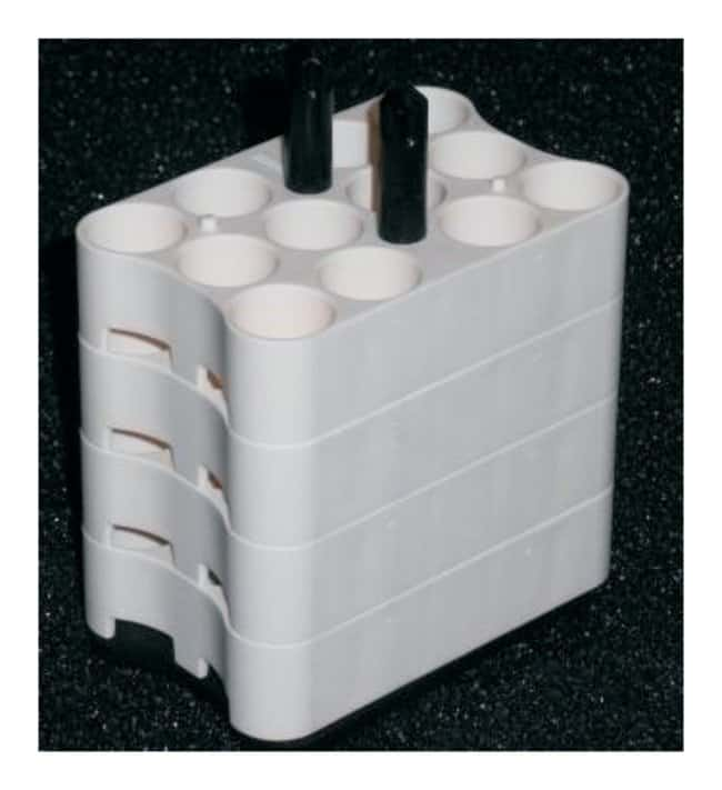 Thermo Scientific™ Sorvall™ Adapters for Mach 1.6™ Centrifuges with 4-Place Swing Rotor and Rectangular Buckets 15mL blood Thermo Scientific™ Sorvall™ Adapters for Mach 1.6™ Centrifuges with 4-Place Swing Rotor and Rectangular Buckets