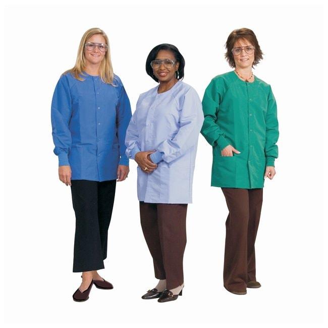 DenLineProtection Plus Fluid-Resistant Ladies Short-Length Lab Jackets:Personal