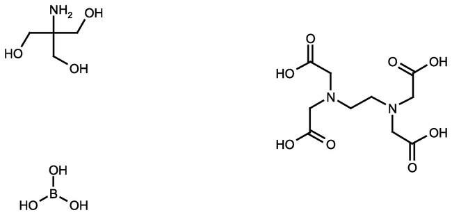 TBE-Puffer, 10-fach-Pulver, Elektrophorese, Fisher BioReagents Folienpackung; 1Packung 1,2-aminoalcohols