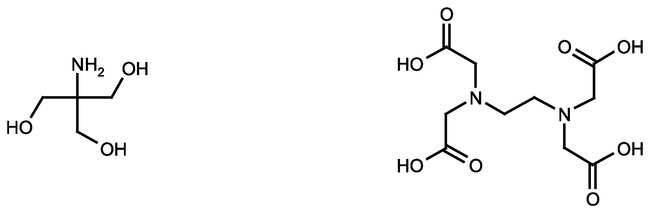 TE Buffer, Tris-EDTA, 1X Solution, pH 7.6, Molecular Biology, Fisher BioReagents:Chemicals:Organic