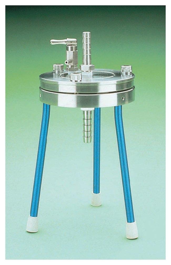 Merck™Stainless-Steel Pressure Filter Holders Filter Holder; Diameter: 142mm Merck™Stainless-Steel Pressure Filter Holders