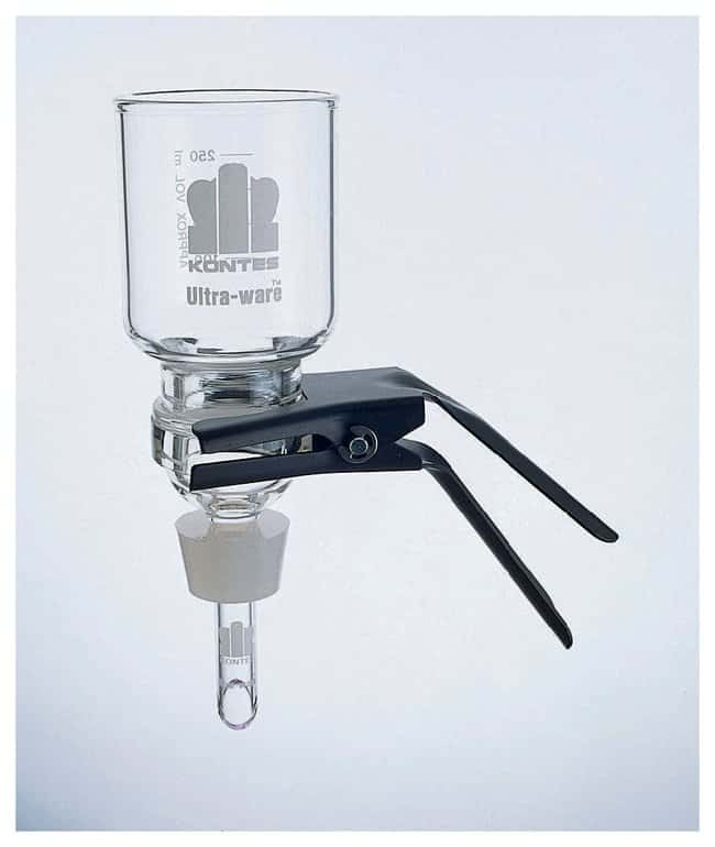 DWK Life SciencesKimble™ Kontes™ Ultra-Ware™ Microfiltration Assembly with Fritted Glass Support (90mm)