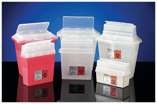 Fisherbrand™ Sharps-A-Gator™ Point-of-Use Sharps Containers