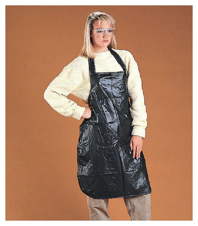 Fisherbrand 4mil-Thick Vinyl Student Apron Student apron:Gloves, Glasses