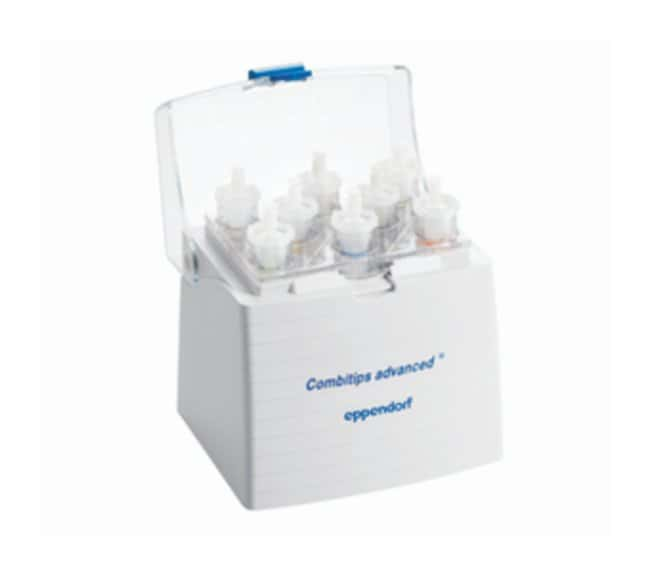 Eppendorf™ Combitips advanced™ Standard Pipetter Tips Color-coded: blue; Purity: Eppendorf quality; 5mL Gevonden produkten