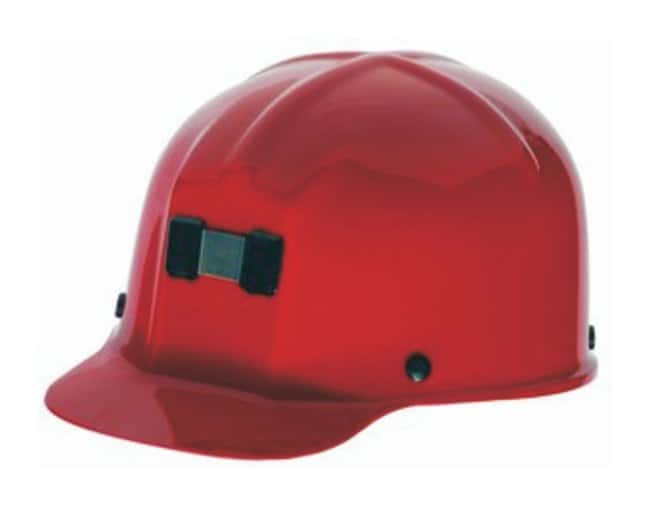 MSA Comfo-Cap Protective Cap Standard; Red:Gloves, Glasses and Safety