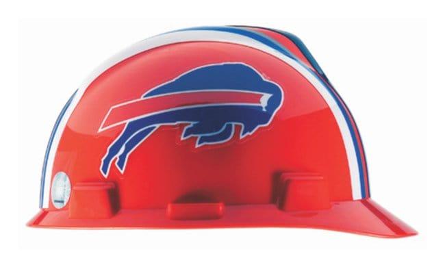 MSA™NFL™ Logo V-Gard™ Caps - AFC Teams