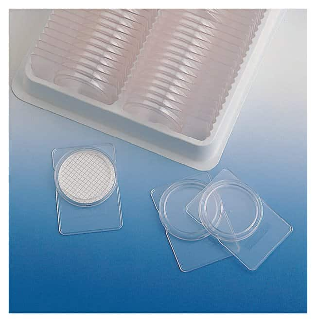 MilliporeSigma PetriSlide Dishes Preloaded with Absorbent Pads  w/Cellulose