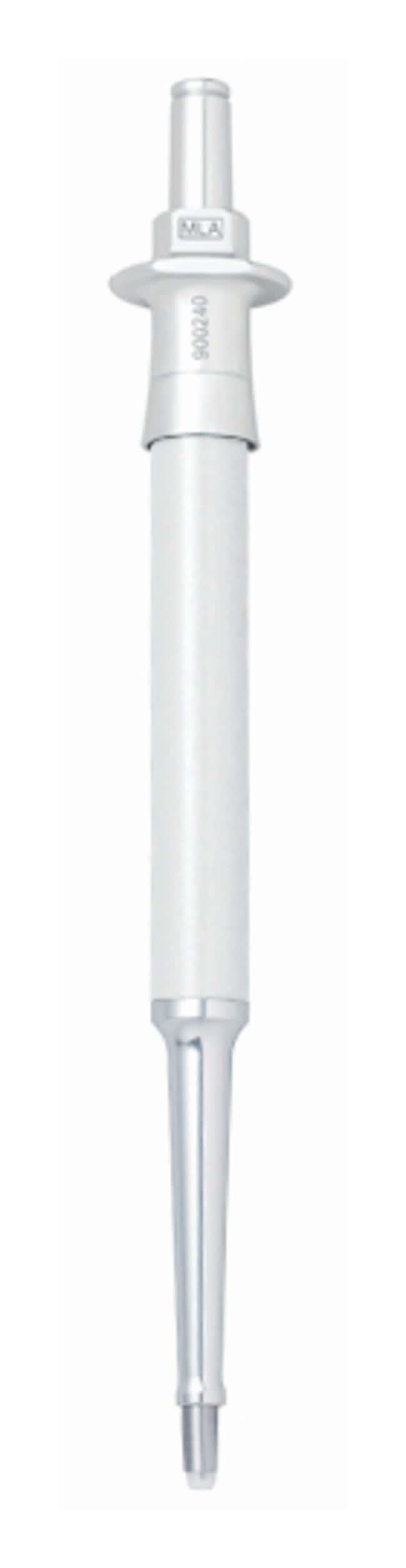 VistaLab™ TechnologiesMLA™ D-Tipper™ Pipetters Accuracy: 3.00%, Precision: 1.12%, Volume: 25 μL, Color: White VistaLab™ TechnologiesMLA™ D-Tipper™ Pipetters