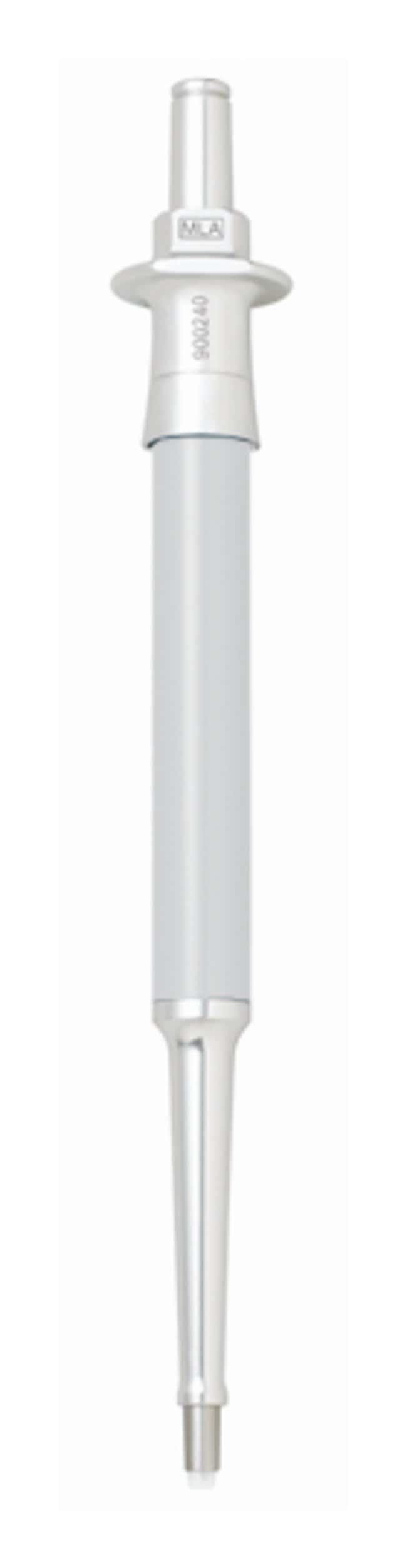 VistaLab™ TechnologiesMLA™ D-Tipper™ Pipetters Accuracy: 1.00%, Precision: 0.50%, Volume: 400 μL, Color: Silver VistaLab™ TechnologiesMLA™ D-Tipper™ Pipetters