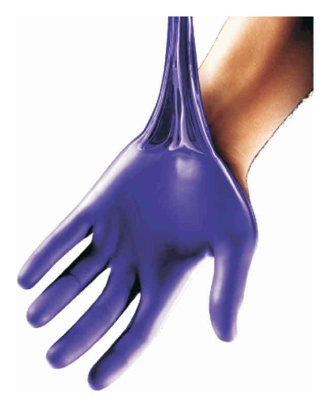 Microflex Ultraform Powder-Free Nitrile Exam Gloves  Large:Gloves, Glasses