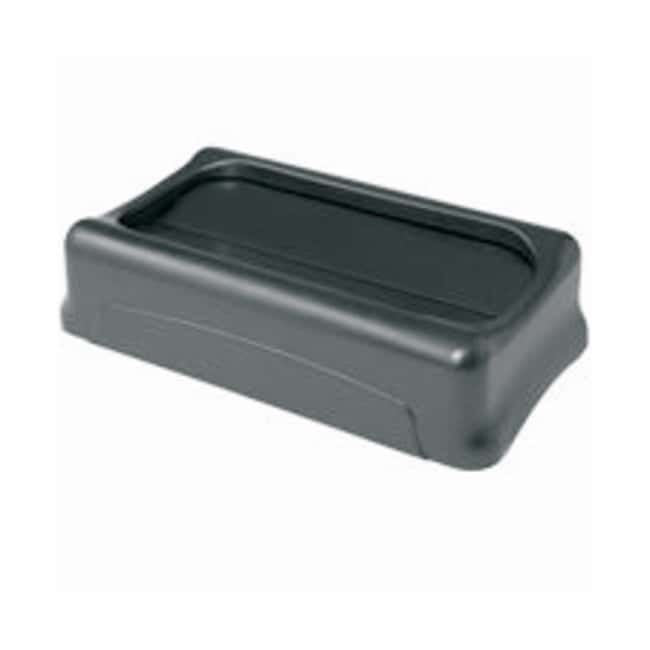 RubbermaidLids for Slim Jim Containers:Facility Safety and Maintenance:Waste