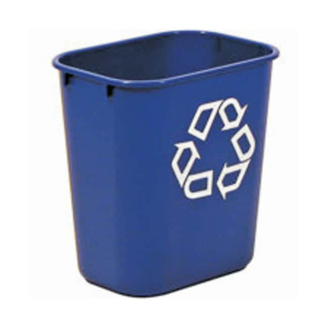 Rubbermaid™Deskside Recycling Containers