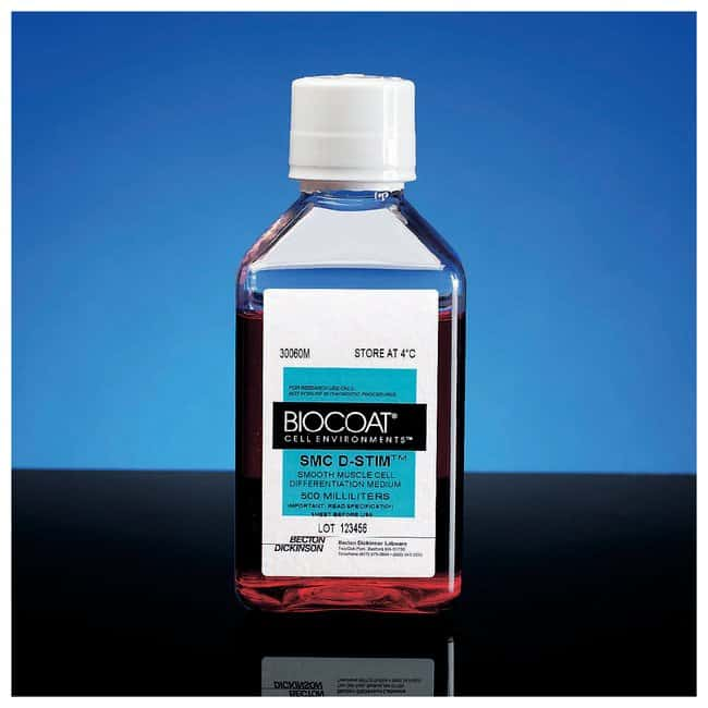 Corning™BioCoat™ Matrigel™ Growth Factor Reduced Matrix for Smooth Muscle Cells 24-Well Plate Specialty Surfaced Cellware and Inserts