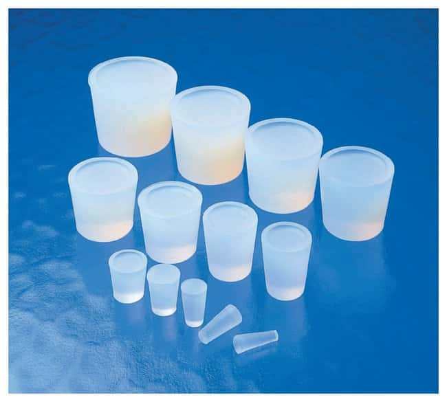 Saint-Gobain Solid Silicone Stoppers