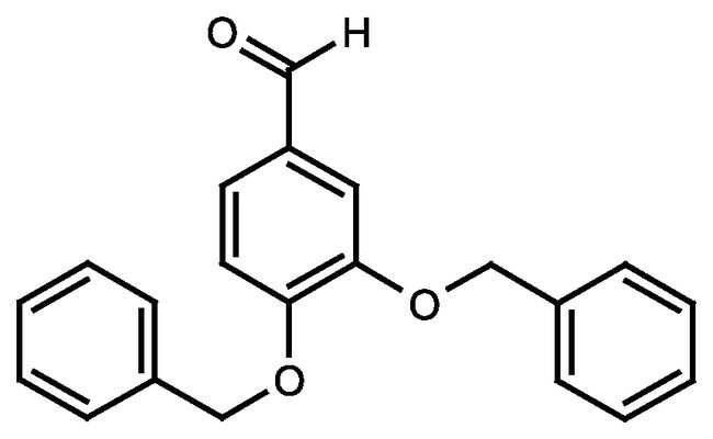3,4-Dibenzyloxybenzaldehyd, 99%, ACROS Organics™ 25 g-Glasflasche 3,4-Dibenzyloxybenzaldehyd, 99%, ACROS Organics™