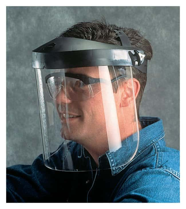 Honeywell North Protecto-Shield Visor Headgear Headgear:Gloves, Glasses