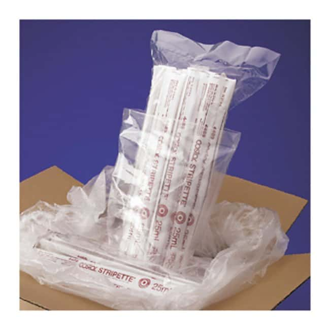 Corning™ Stripette™ Individually Paper-Plastic Wrapped Disposable Serological Pipets, Cleanroom Pack