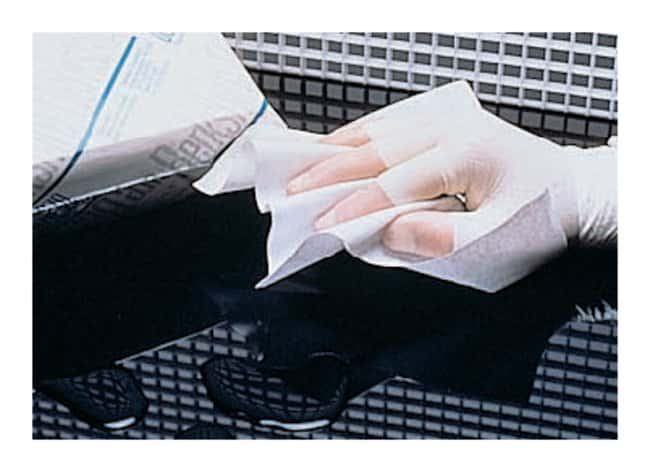 Berkshire™ Durx™ 670 Cleanroom Wipers: Wipes and Absorbent Pads Gloves, Glasses and Safety