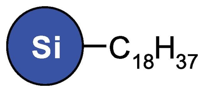 ACROS Organics Silica gel, C18-RP, 23%C, ca.1.2mmol/g, part. size 40-63m:Chromatography:Chromatography