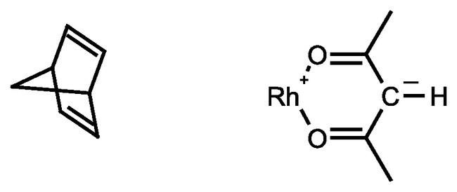 Acetylacetonato(norbornadiene)rhodium(I), ACROS Organics