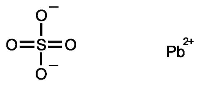 lead ii  sulfate  reagent grade  alfa aesar u2122