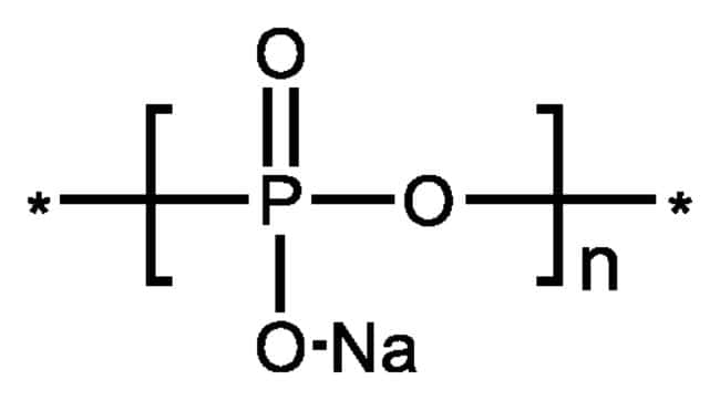 Sodium polyphosphate, pure, ACROS Organics™: Other Inorganic Compounds Chemicals