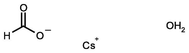Cesium formate monohydrate, for analysis, ACROS Organics