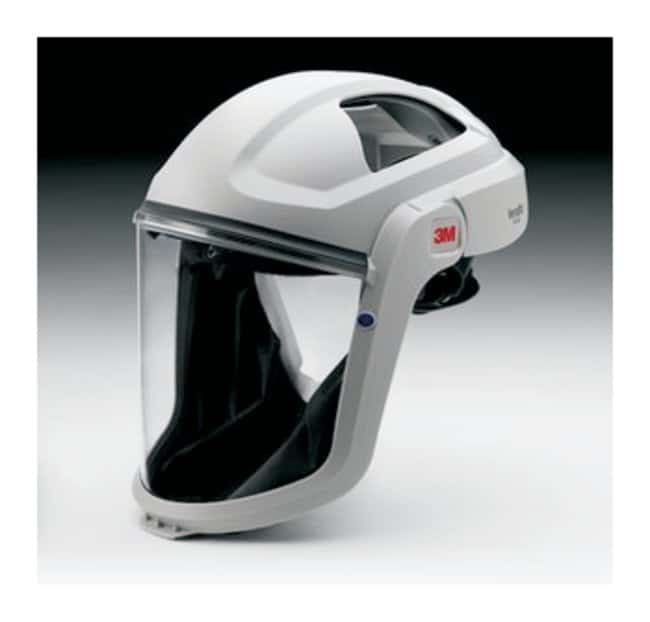 3M™Versaflo™ M-100 Series PAPR Face Shield Assembly Assembly with premium visor and faceseal 3M™Versaflo™ M-100 Series PAPR Face Shield Assembly