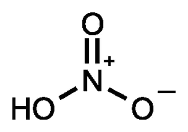 Nitric Acid Acs 680 700 Alfa Aesarchemicalsacids And Bases