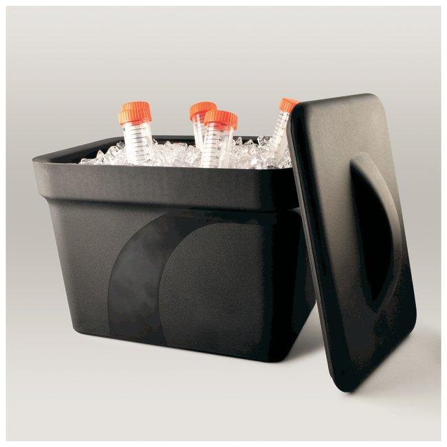 Bel-Art™Magic Touch 2™ Ice Pans Black; 4L Bel-Art™Magic Touch 2™ Ice Pans