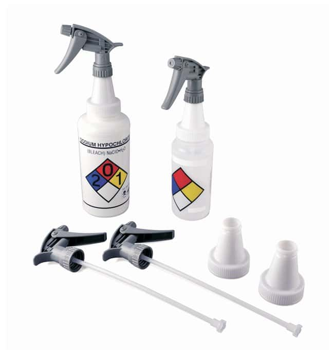 Bel-Art  SP Scienceware  Trigger Sprayers with 53mm Adapters