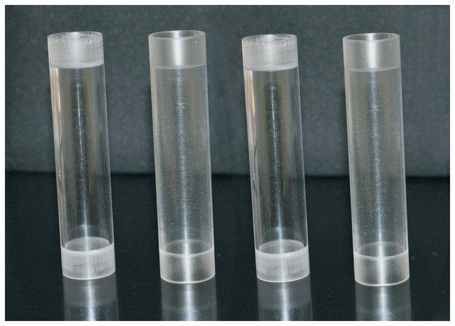 SPEX™ SamplePrepAccesorios para 6770 Freezer/Mill™: Juego de viales Polycarbonate center cylinders, 4-pack Ver productos