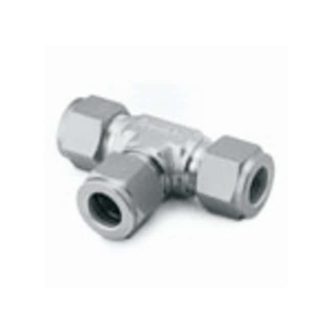 Ohio Valley Specialty Chemical Tube Compression Swagelok Fittings Brass;