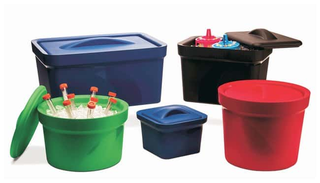 Bel-Art™ Magic Touch 2™ Ice Pans: Buckets and Pails Wipes, Towels and Cleaning