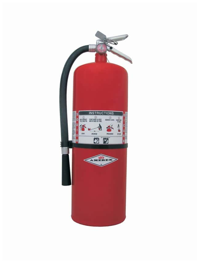 Amerex Regular Dry Chemical Fire Extinguisher 20 lb.; Model A412:First